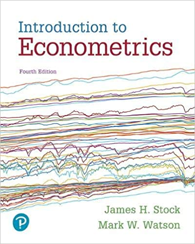 Solution manual for Introduction to Econometrics 4th Edition by James Stock的图片 1