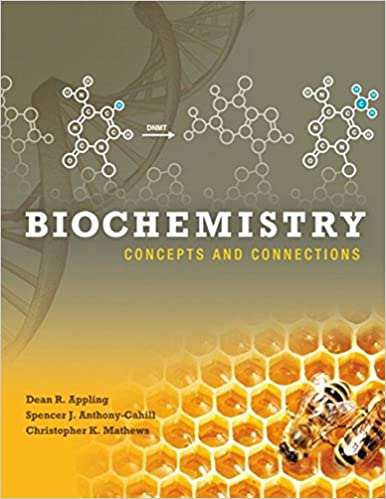 Test bank for Biochemistry: Concepts and Connections 1st Edition by Dean R. Appling