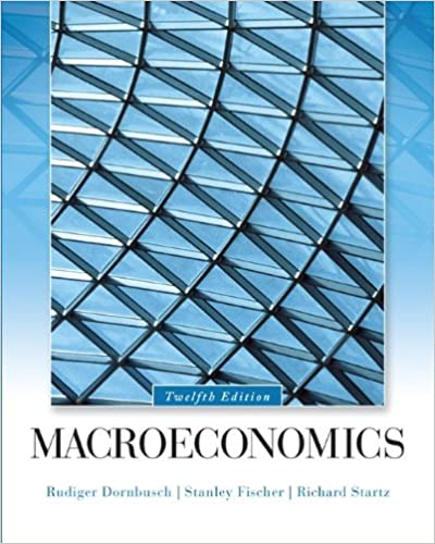 Test bank for Macroeconomics 12th Edition by Rudiger Dornbusch