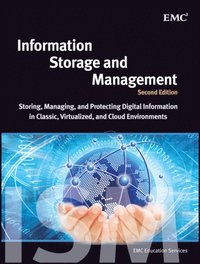 Solution manual for Information Storage and Management: Storing Managing and Protecting Digital Information in Classic Virtualized and Cloud Environments 2nd Edition的图片 1