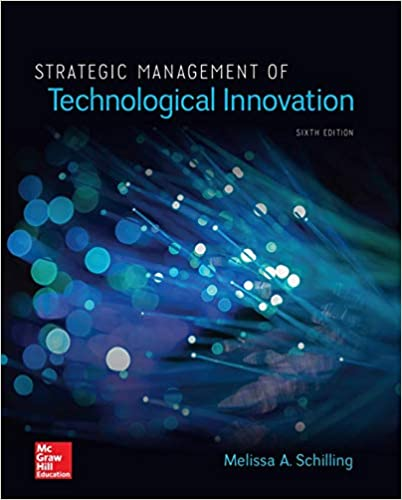 Test bank for Strategic Management of Technological Innovation 6th Edition by Melissa Schilling的图片 1