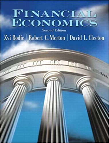 Solution manual for Financial Economics 2nd Edition by Zvi Bodie的图片 1