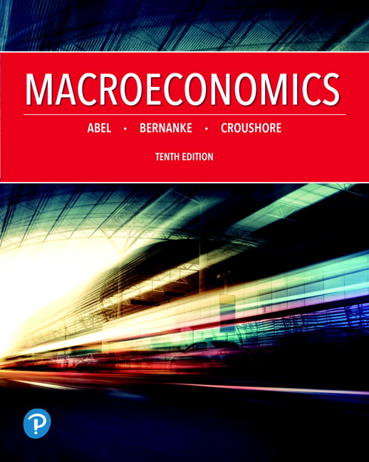 Test bank for Macroeconomics 10th Edition by Andrew B. Abel