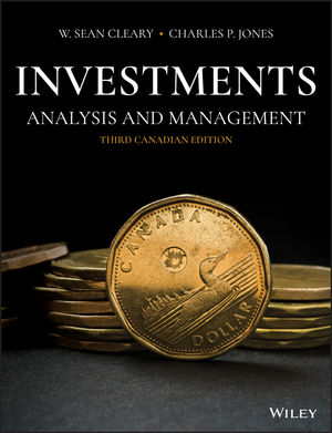 Test bank for Investments: Analysis and Management 3rd Canadian Edition by W. Sean Cleary