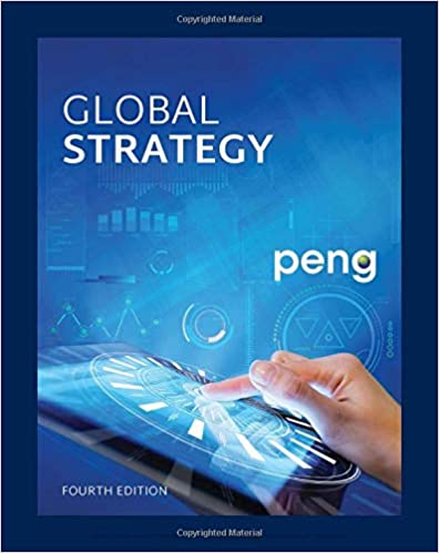 Test bank for Global Strategy 4th Edition by Ph.D. Peng的图片 1