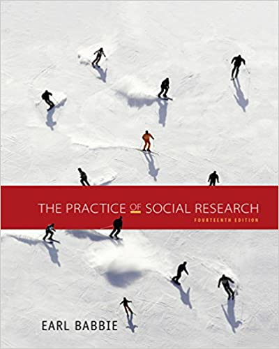Test bank for The Practice of Social Research 14th Edition by Earl R. Babbie的图片 1