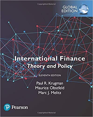 Instructor manual for International Finance: Theory and Policy 11th Global Edition by Paul R. Krugman