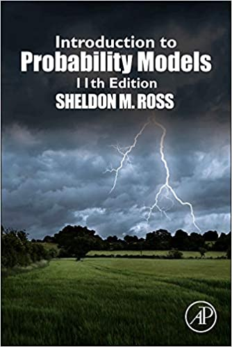 Solution manual for Introduction to Probability Models 11th Edition by Sheldon M. Ross的图片 1