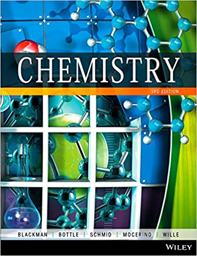 Solution manual for Chemistry 3rd Edition by Allan Blackman