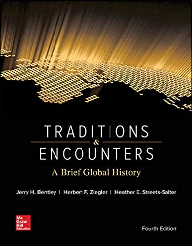 Test bank for Traditions & Encounters: A Brief Global History 4th Edition by Jerry Bentley的图片 1