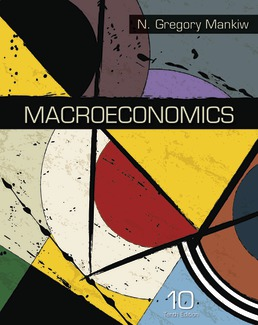 Test bank for Macroeconomics 10th Edition by N. Gregory Mankiw