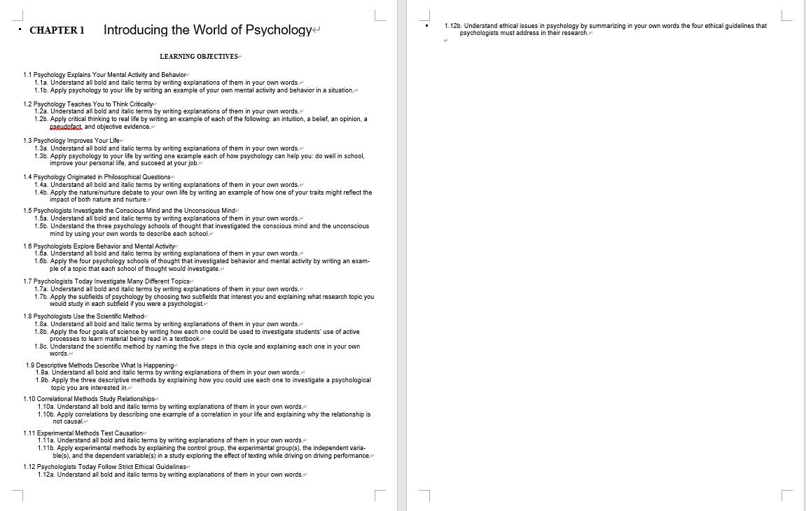 Test bank for Psychology in Your Life 3rd Edition by Michael Gazzaniga的图片 2