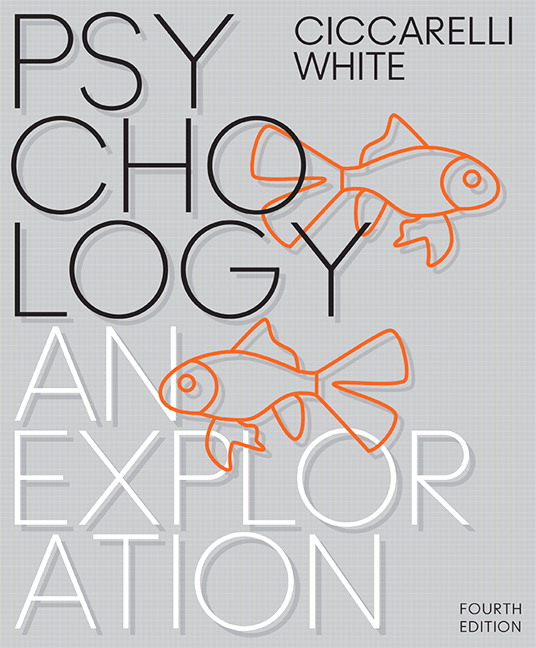 Test bank for Psychology An Exploration 4th Edition by Saundra Ciccarelli