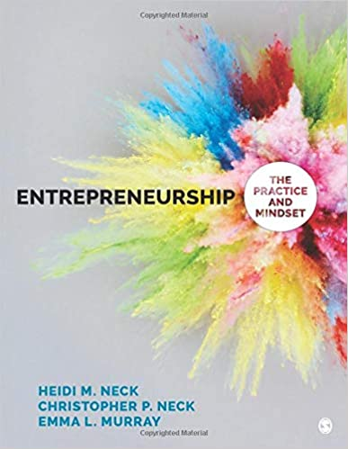 Test bank for Entrepreneurship: The Practice and Mindset 1st Edition by Heidi M. Neck