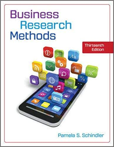 Test bank for Business Research Methods 13th Edition by Pamela Schindler的图片 1