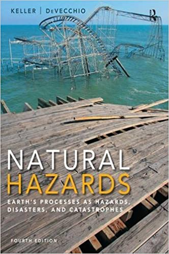 Test bank for Natural Hazards: Earth's Processes As Hazards, Disasters, and Catastrophes 4th Edition by Edward A. Keller