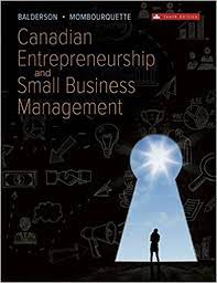 Test Bank for Canadian Entrepreneurship & Small Business Management 10th Edition by Wesley Balderson的图片 1