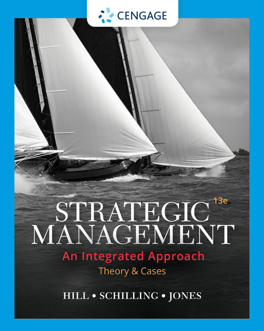 Test bank for Strategic Management Theory & Cases: An Integrated Approach 13th Edition by Charles W. L. Hill的图片 1