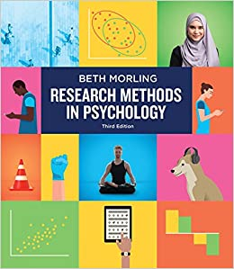 Test bank for Research Methods in Psychology: Evaluating a World of Information 3rd Edition by Beth Morling
