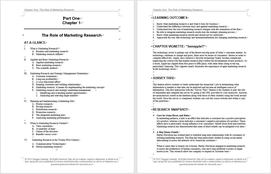 Solution manual for Exploring Marketing Research 11th Edition by Barry J. Babin的图片 3
