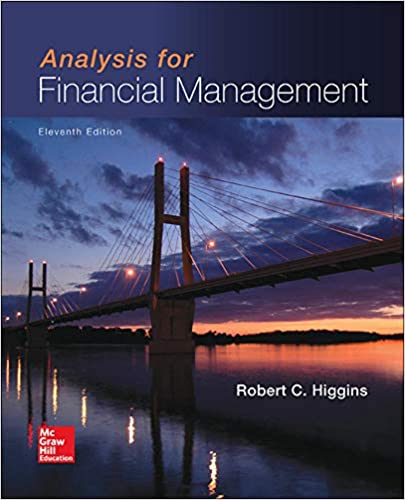 Solution manual for Analysis for Financial Management 11th Edition by Robert Higgins