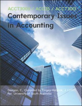 Test bank for Contemporary Issues in Accounting 2e Customised 1st Edition by Craig Deegan