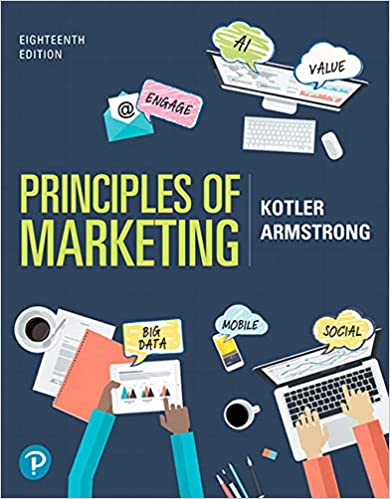Test bank for Principles of Marketing 18th edition by Philip T. Kotler的图片 1