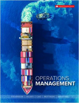 Test bank for Operations Management 7th Edition by William J Stevenson