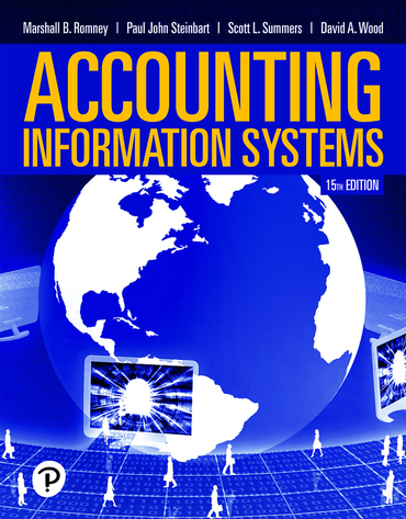 Test bank for Accounting Information Systems 15th edition by Marshall B Romney的图片 1