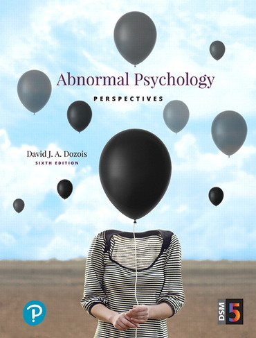 Test bank for Abnormal Psychology: Perspectives 6th edition by David J.A. Dozois
