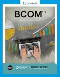Test bank for BCOM 10th edition by Carol M. Lehman